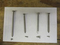 stainless wood screw #4 thru #14 Fl, Pan, Oval, Square head